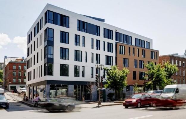 L'immobilier belge continue à bien se porter