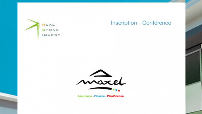 Conférence – L'immobilier : une manière de dynamiser votre épargne? 2ème édition